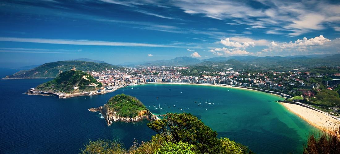 Недвижимость страны басков испания