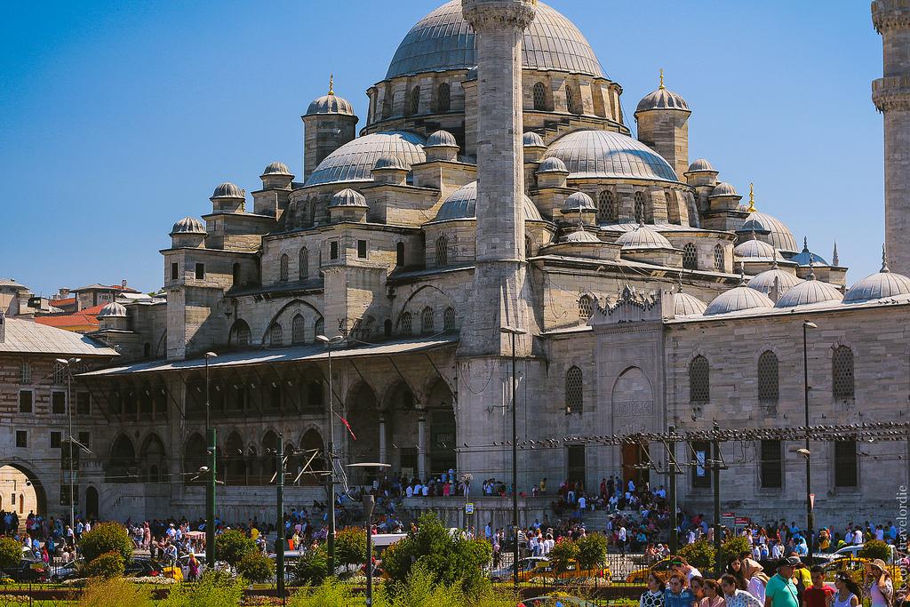 Новая мечеть, Йени Джами, Стамбул / New Mosque, Yeni Cami, Istanbul