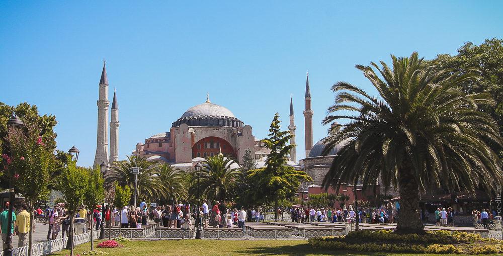 Айя-София, Собор Святой Софии в Стамбуле: экскурсии, фото и др.