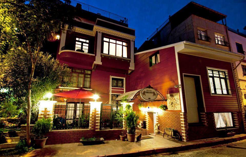 Лучшие отели в Султанахмет, Стамбул - Angel's Home Hotel