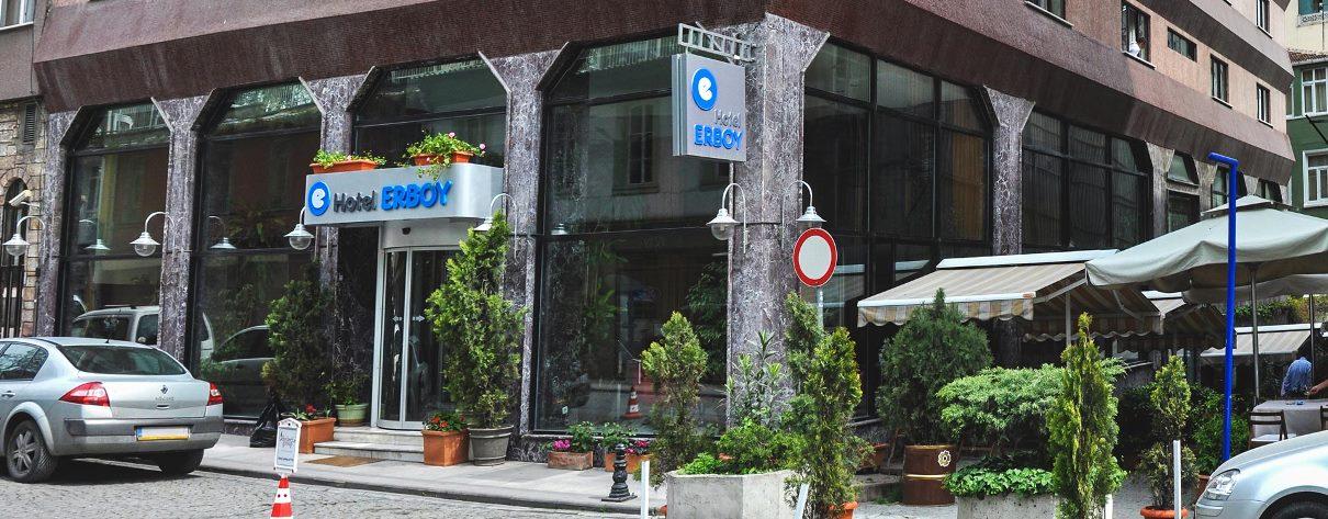 Лучшие отели в Султанахмет, Стамбул - Erboy Hotel