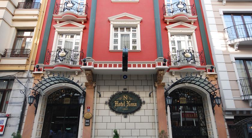 Лучшие отели в Султанахмет, Стамбул - Nena Hotel