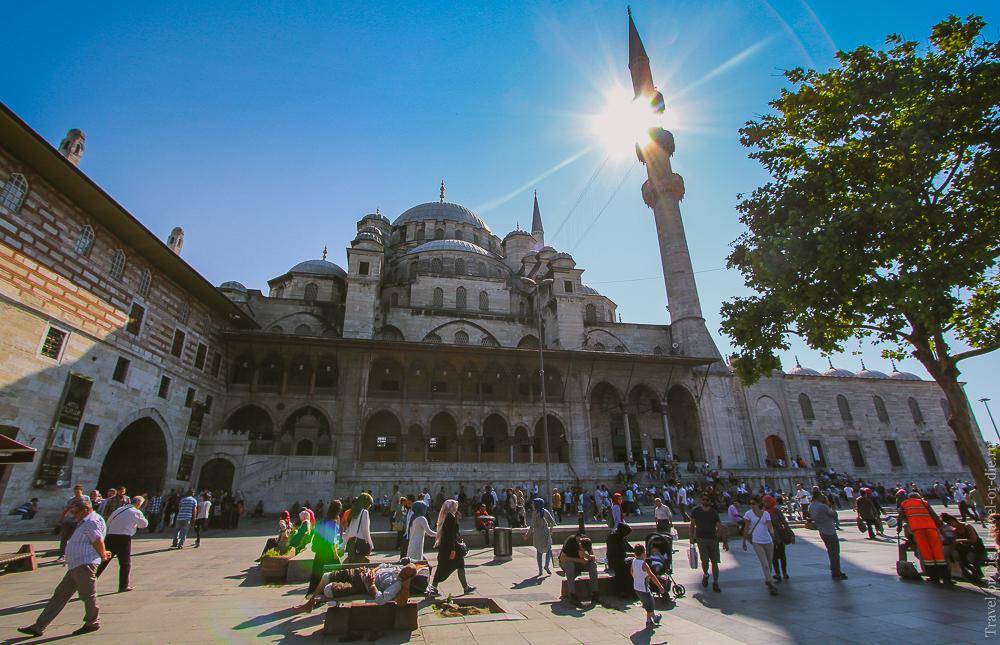 Новая мечеть или Йени Джами, Стамбул (экскурсии)