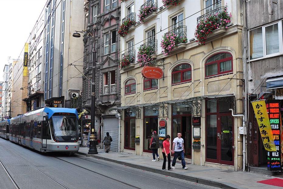 Лучшие отели в Султанахмет, Стамбул - Orient Express Hotel