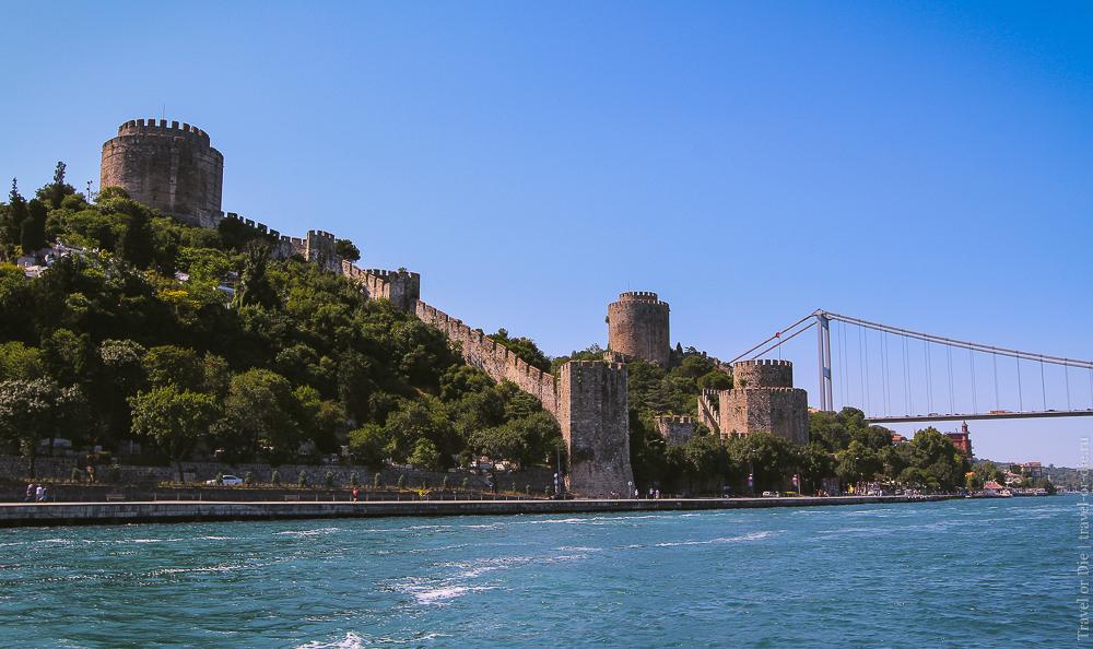 Крепость Румелихисар / Румели Хисары в Стамбуле: экскурсии