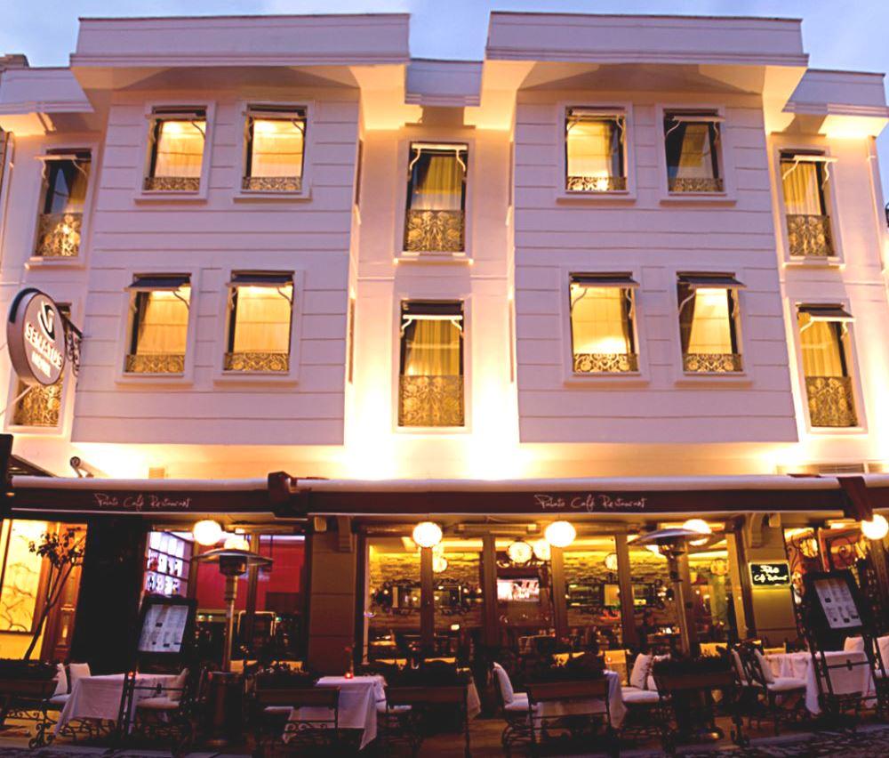 Лучшие отели в Султанахмет, Стамбул - Senatus Hotel