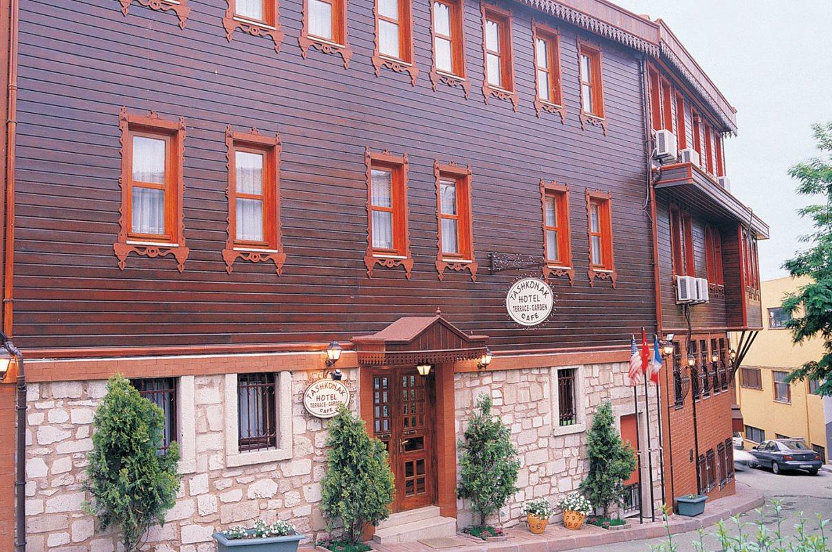 Лучшие отели в Султанахмет, Стамбул - Tashkonak Hotel