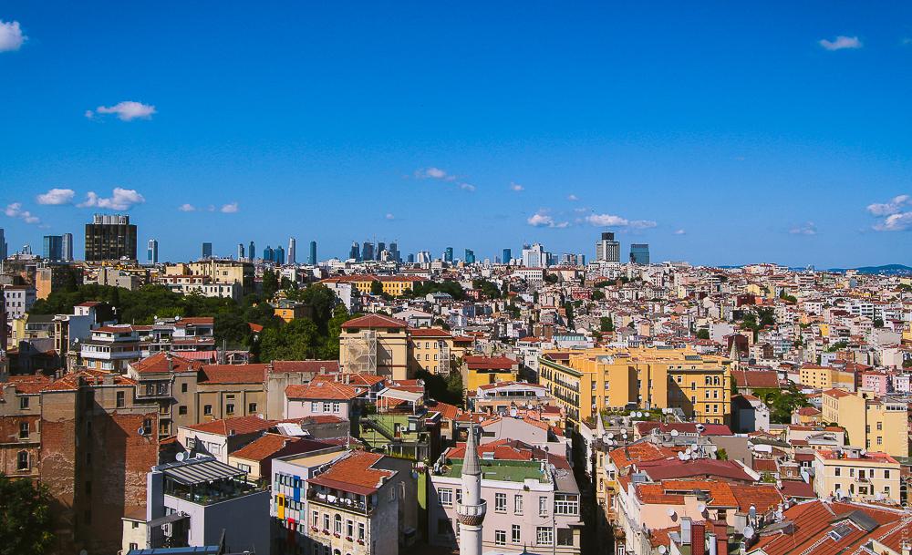 Галатская башня в Стамбуле: описание, экскурсии, как добраться