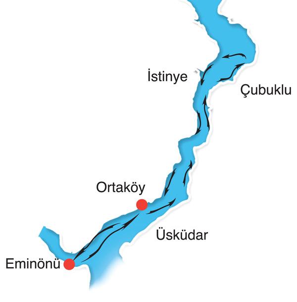 Прогулка по Босфору в Стамбуле: маршруты круизов (короткий тур)