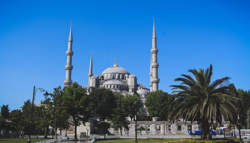 Голубая Мечеть, Султанахмет, Стамбул