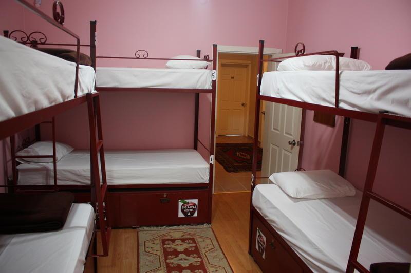 Big Apple Hostel & Hotel (хостелы Стамбула)