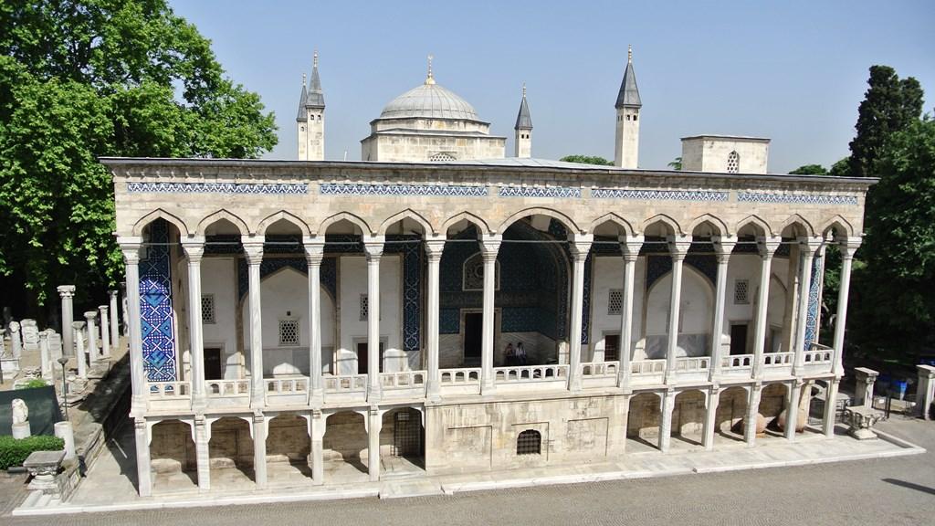 Археологический музей Стамбула, экскурсии / Archeology Museum Istanbul