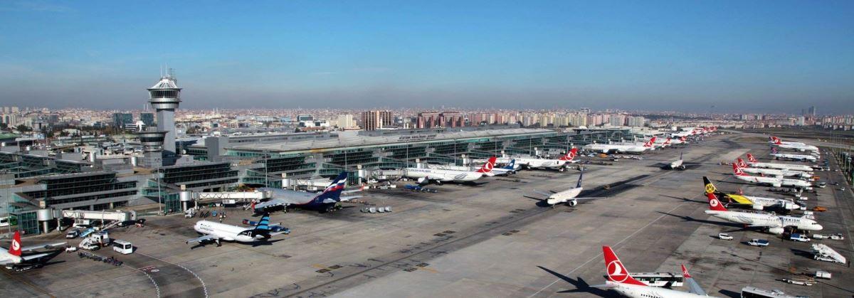 Аэропорт Ататюрк, Стамбул