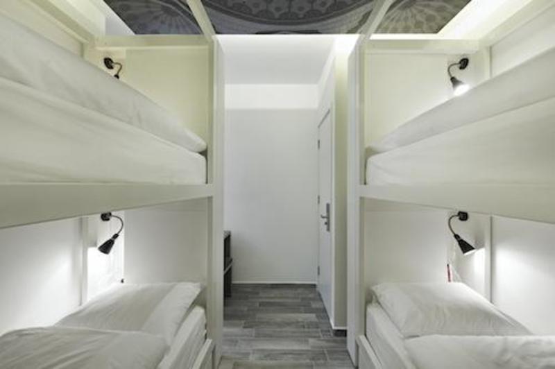 #bunk beyoglu Hostel (хостелы Стамбула)