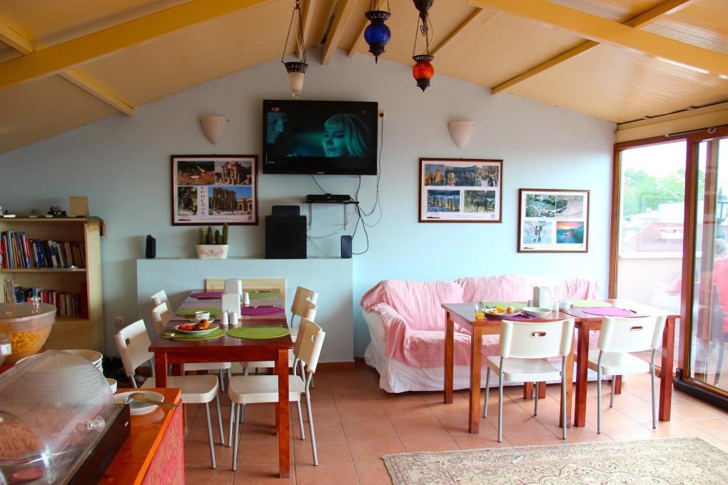 хостелы стамбула Agora Guesthouse