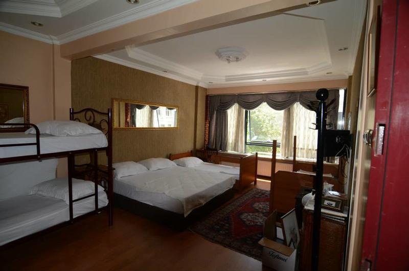 хостелы стамбула Istiklal Hostel New