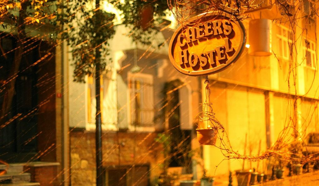 хостелы стамбула cheers hostel istanbul