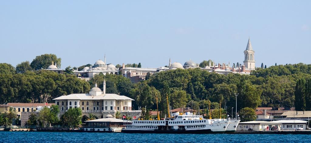 Дворец Топкапы в Стамбуле: описание, экскурсии, цена и др.
