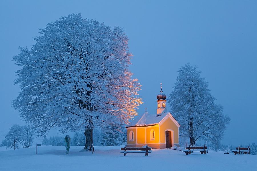 Баварская капелла. Автор фото: Йоахим Венденбург