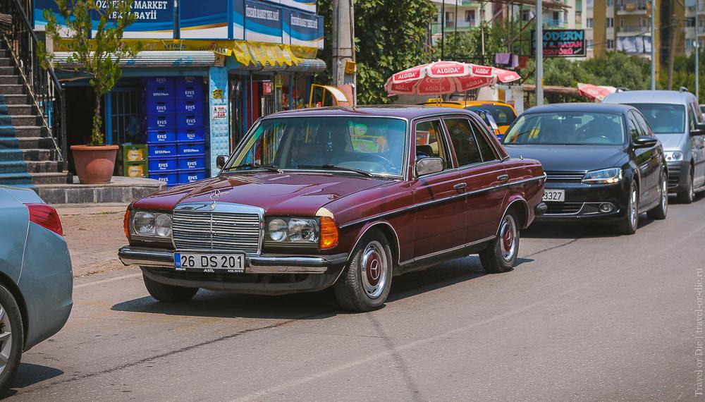 В Турцию самостоятельно: аренда авто