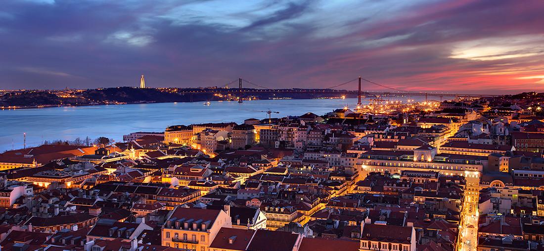Дешевые авиабилеты Санкт-Петербург - Лиссабон
