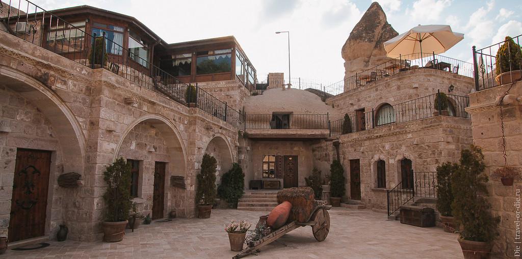 Отель в пещере, Каппадокия, Grand Cave Suites