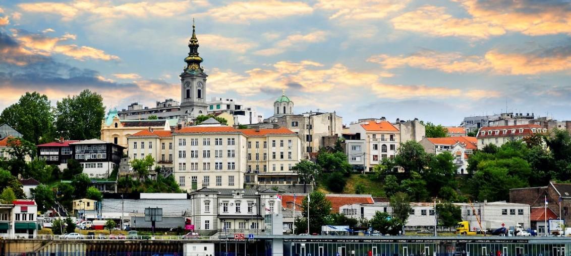 Дешевые авиабилеты Москва - Белград