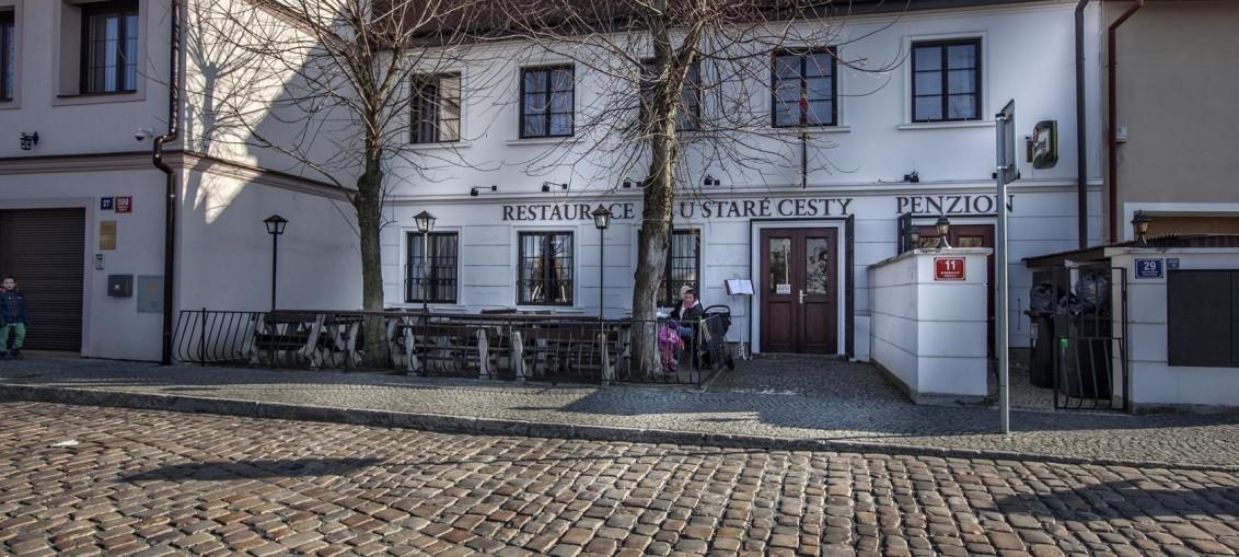 Дешевые отели в Праге - Penzion U Stare cesty
