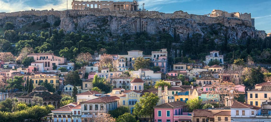 Дешевые авиабилеты в Афины