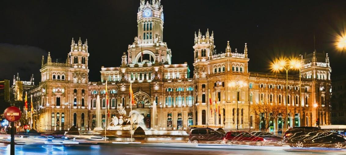 Дешевые авиабилеты Москва - Мадрид