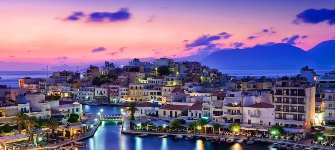 Авиабилеты Санкт-Петербург - Крит (Греция)