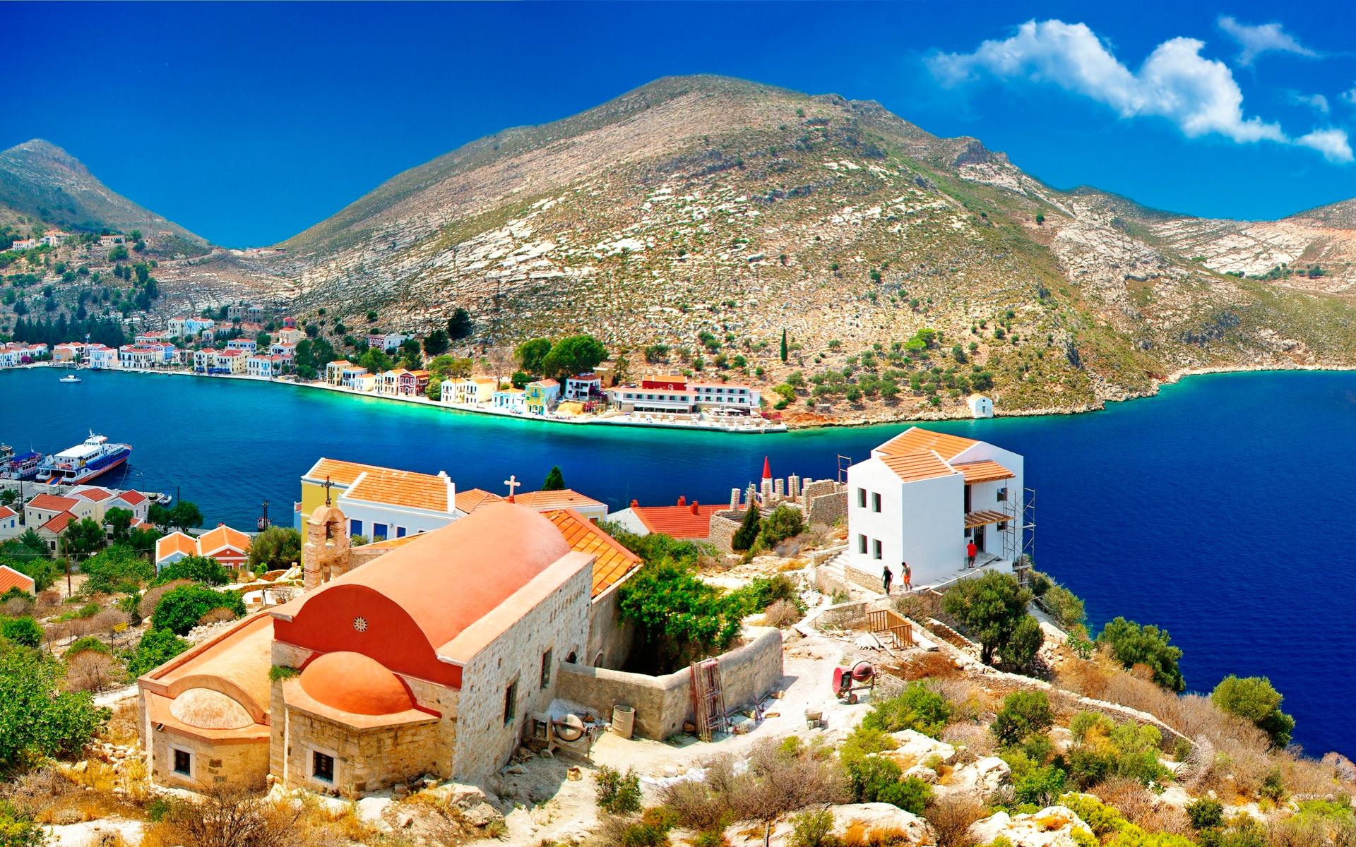 Горящие туры на Крит из Санкт-Петербурга