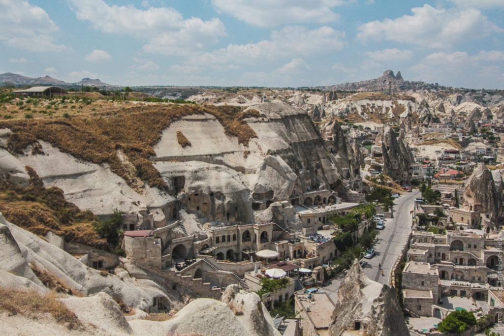 Каппадокия, Турция / Cappadocia, Turkey