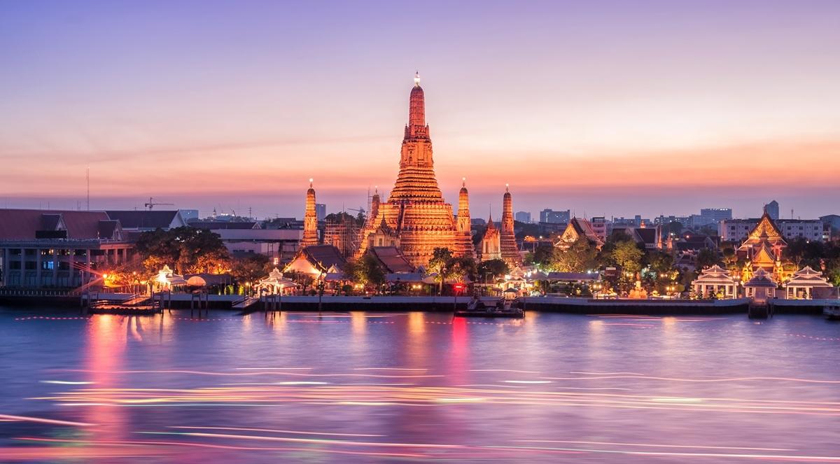 Дешевые авиабилеты Новосибирск Бангкок