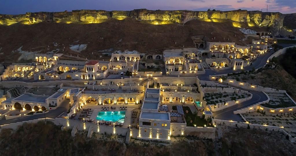 Отели Каппадокии. Kayakapi Premium Caves Cappadocia