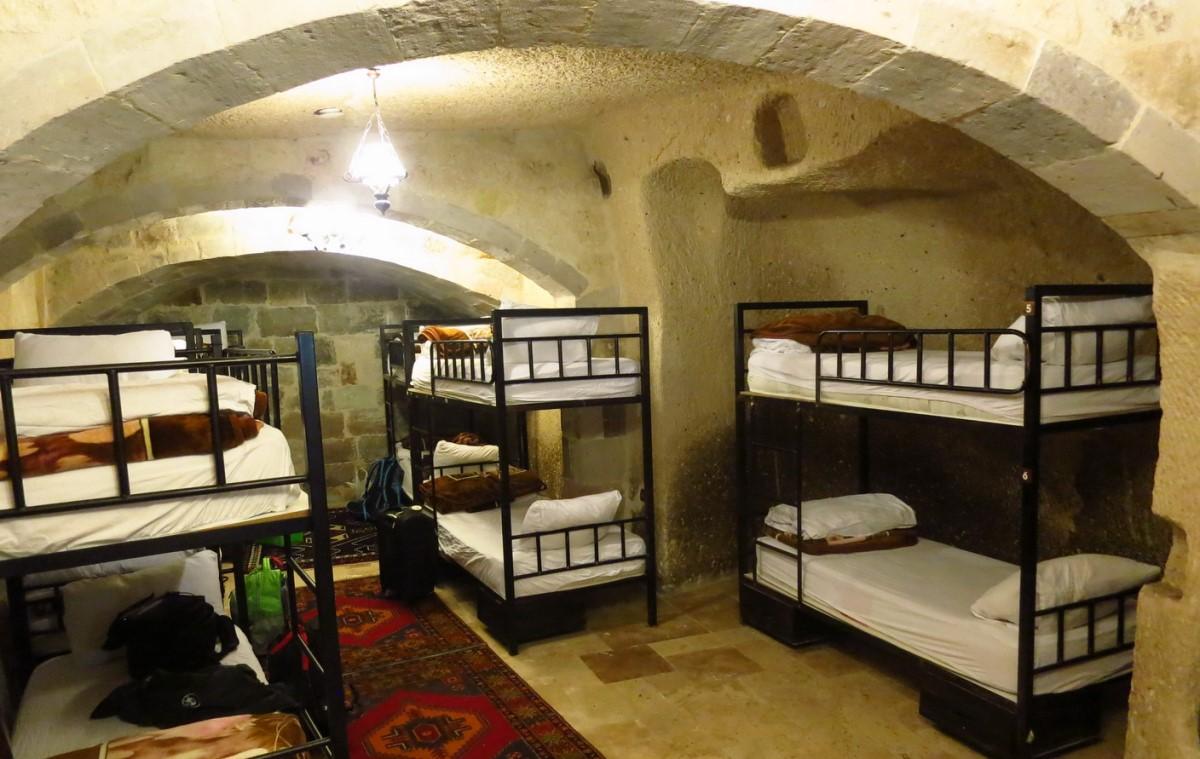Хостелы Каппадокии. The Dorm Cave By Travellers
