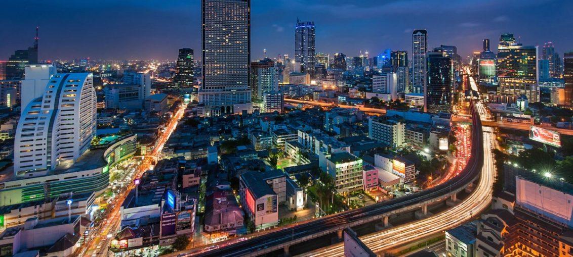 Дешевые авиабилеты Красноярск - Бангкок