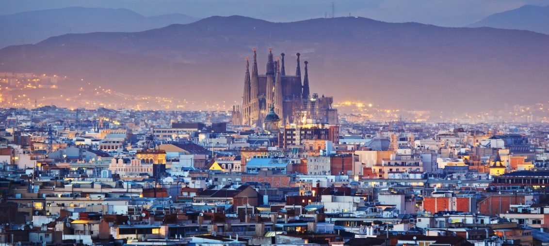 Дешевые авиабилеты Санкт-Петербург - Барселона