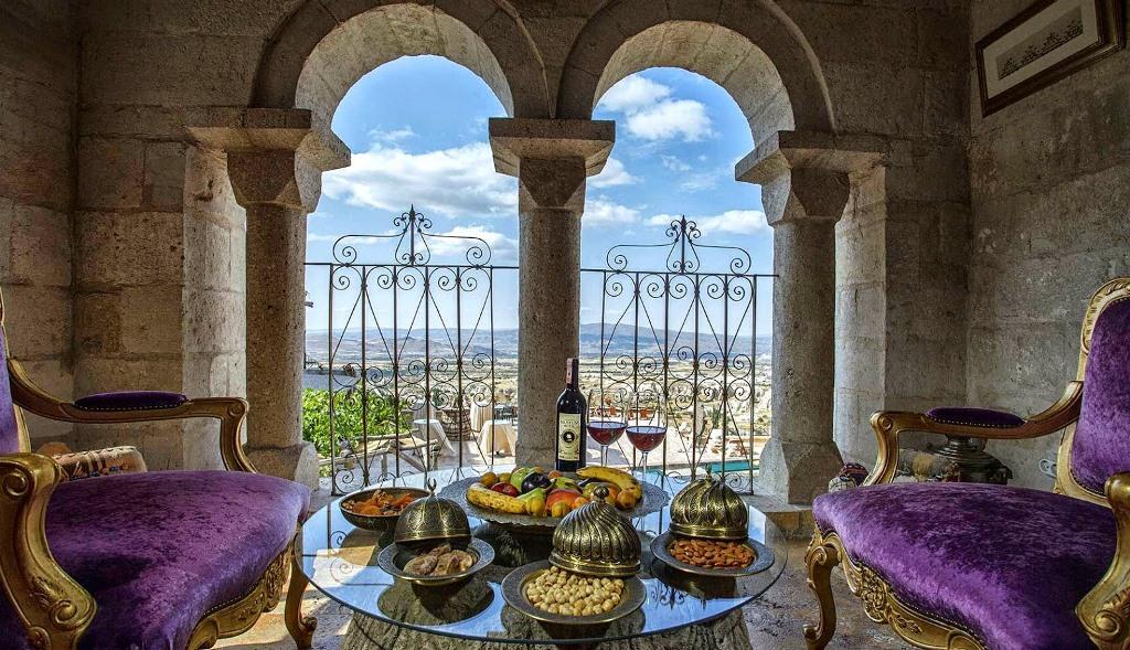 Отели Каппадокии. Museum Hotel Cappadocia
