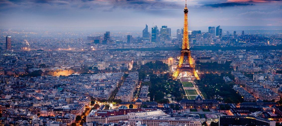 Дешевые авиабилеты Москва - Париж (Франция)