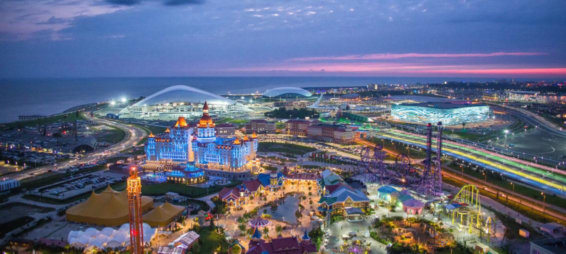 горящие туры в Сочи из Москвы от всех туроператоров