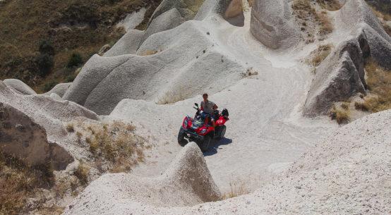 Долины Каппадокии: Красная и Розовая долины