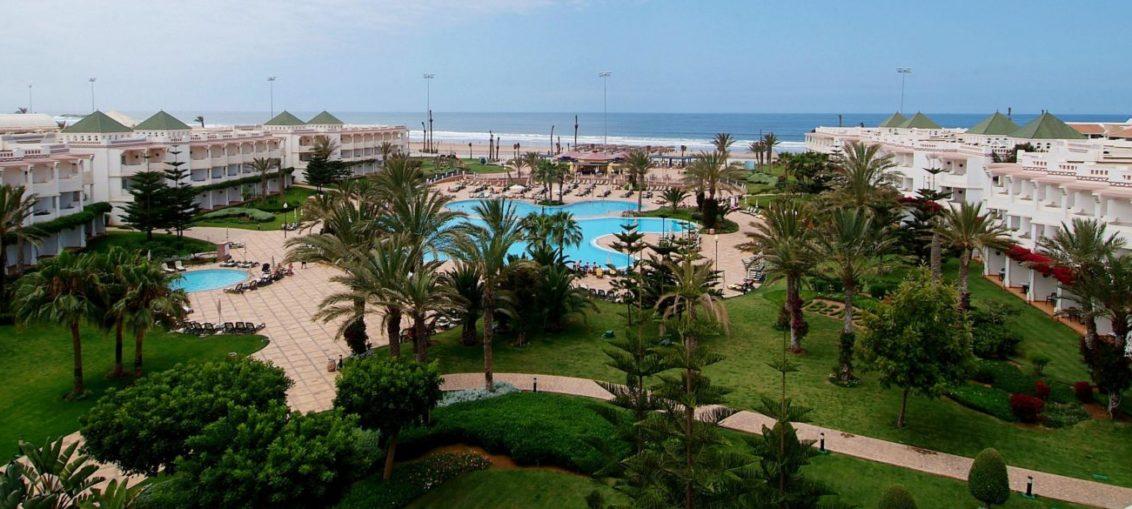 Горящие туры в Агадир Марокко из Санкт-Петербурга