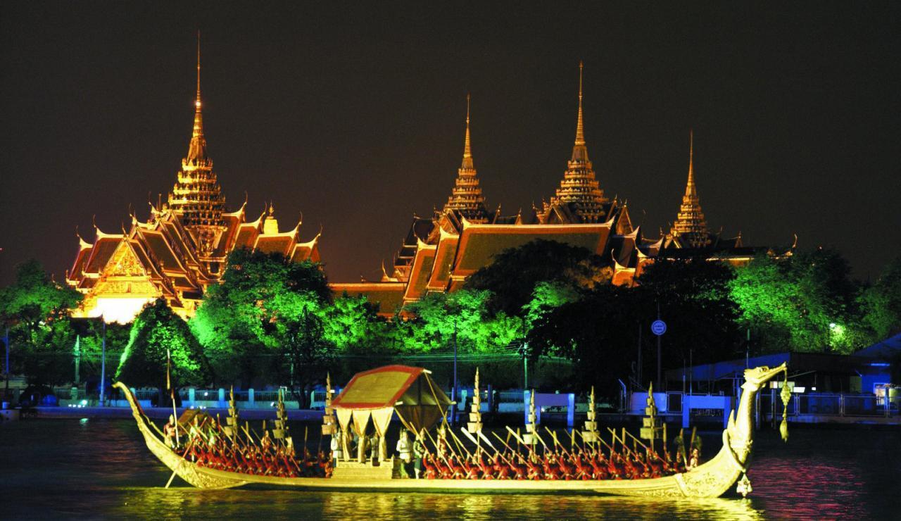 Горящие туры в Бангкок Таиланд из Москвы