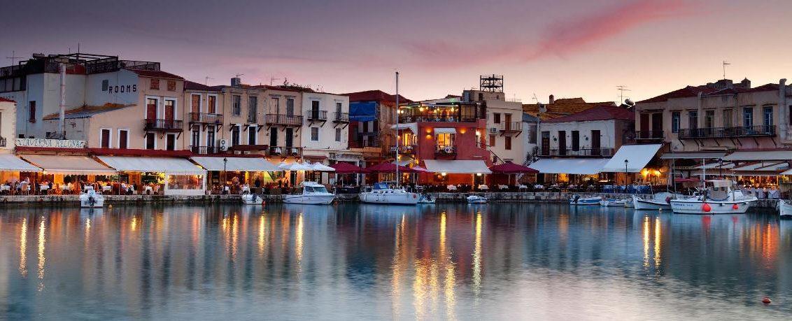Дешевые авиабилеты Самара - Крит (Греция)