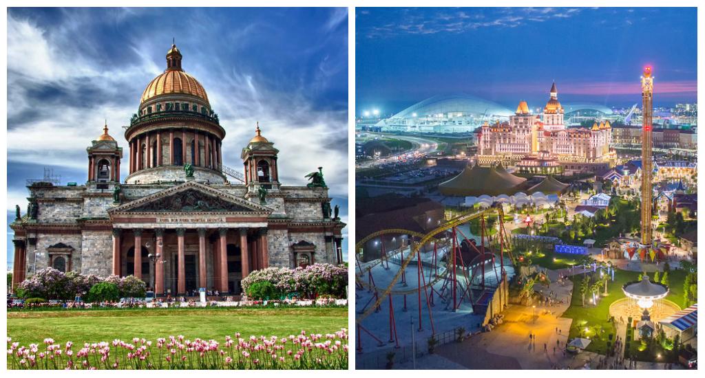 Дешевые авиабилеты Санкт-Петербург - Сочи / Сочи - Санкт-Петербург