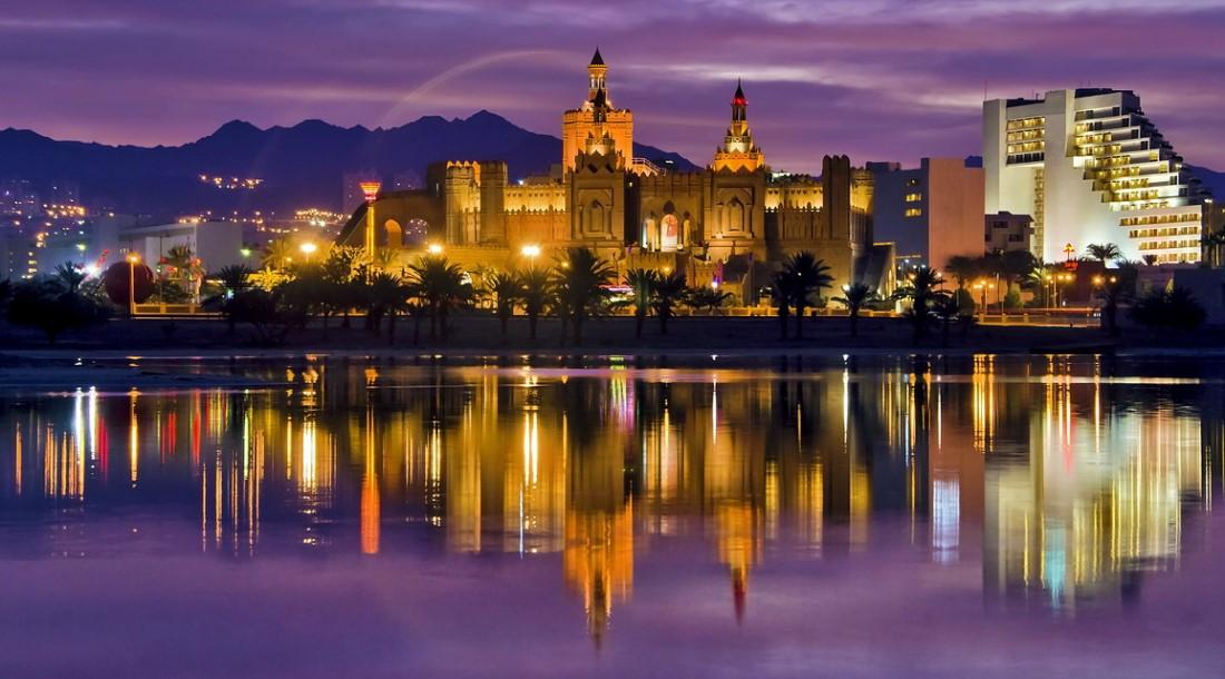 Горящие туры в Эйлат из Москвы. Туры в Израиль