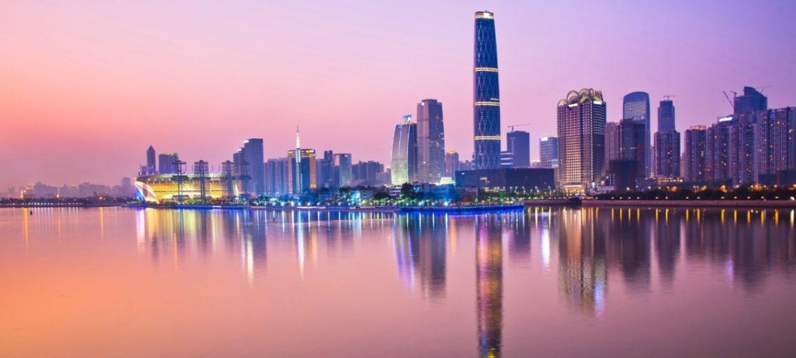 Дешевые авиабилеты Москва - Гуанчжоу (Китай)