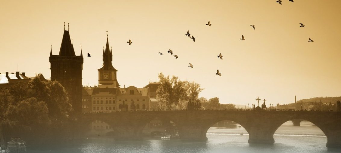 Дешевые авиабилеты Ростов-на-Дону - Прага (Чехия)