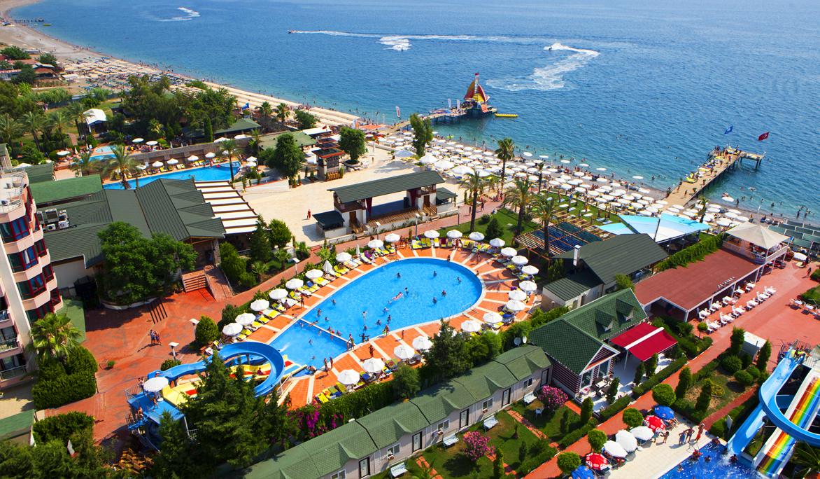Горящие туры в Кемер Турция из Санкт-Петербурга